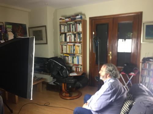 Entrevista a Jon Juaristi.