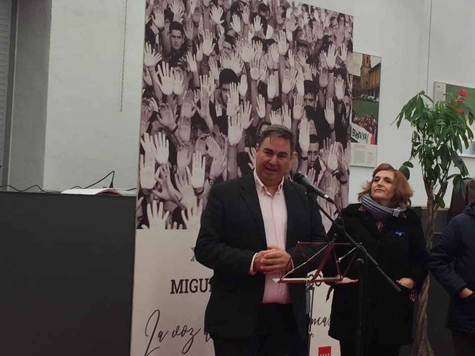 Jose Antonio Sánchez, diputado de la Asamblea de Madrid.