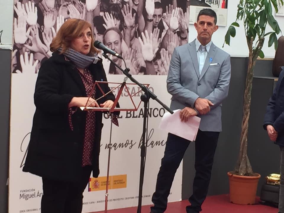 Cristina Cuesta, directora de la FMAB.