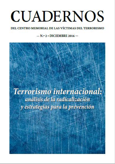 Cuadernos del Centro Memorial de las Víctimas del Terrorismo n.º 2