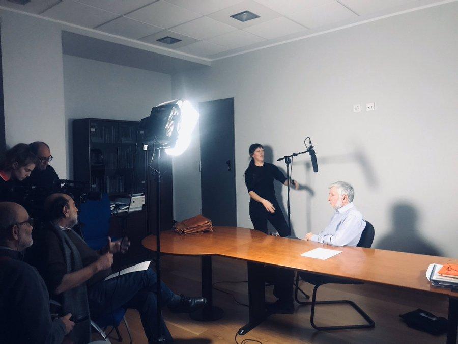 Entrevista a Florencio Dominguez, director del Centro Memorial de las Víctimas del Terrorismo.