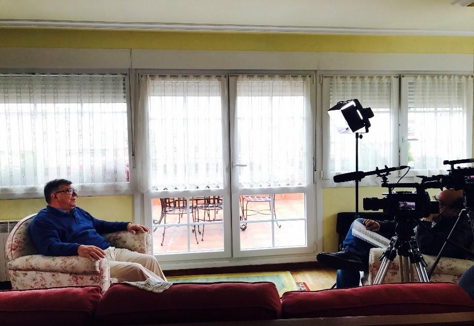 Entrevista a Teo Uriarte.