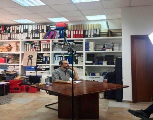 Entrevista a Gaizka Fernández Soldevilla