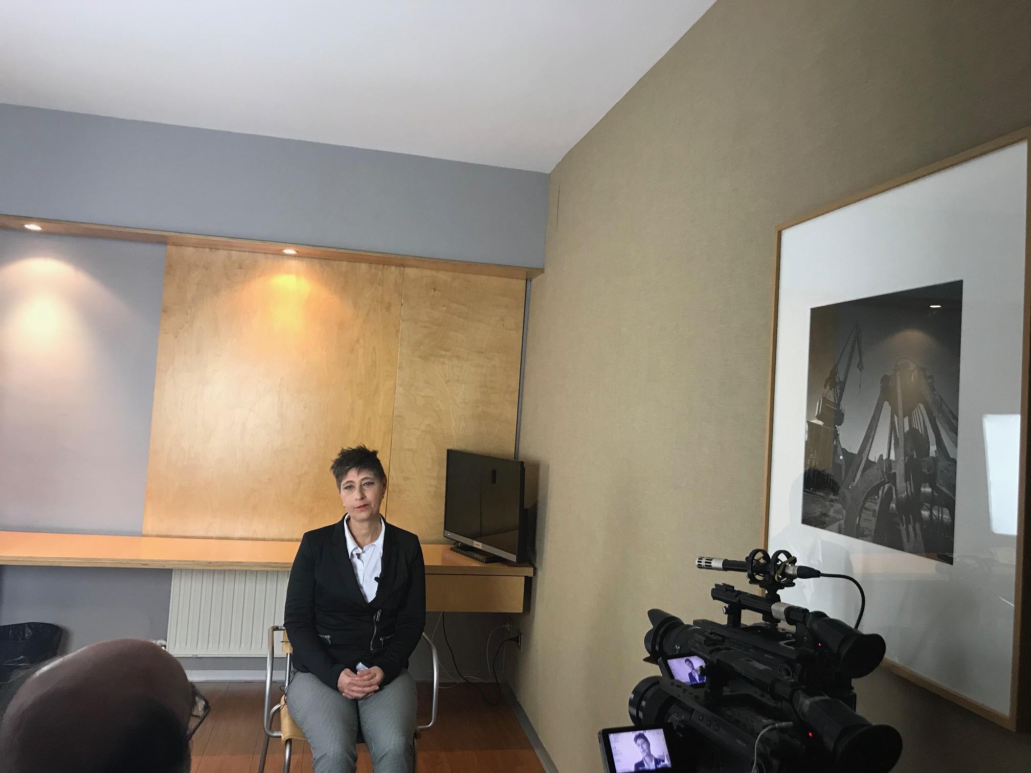 Entrevista Cristina de Diego.