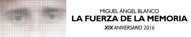 XIX Aniversario Miguel Angel Blanco