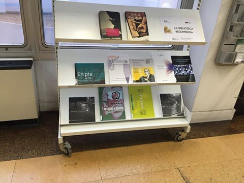 biblioteca puública madrid