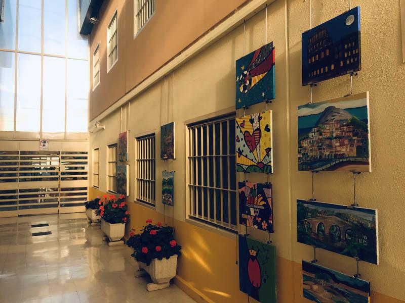 Centro de reeducación para jóvenes infractores Teresa de Calcuta.