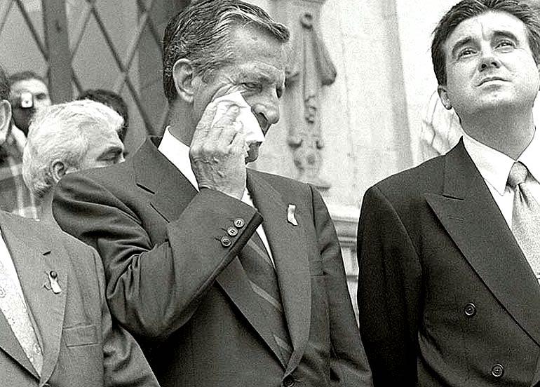 Imagen del III Premio a la Convivencia Miguel Ángel Blanco