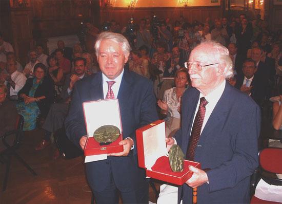 Imagen del VI Premio a la Convivencia Miguel Ángel Blanco