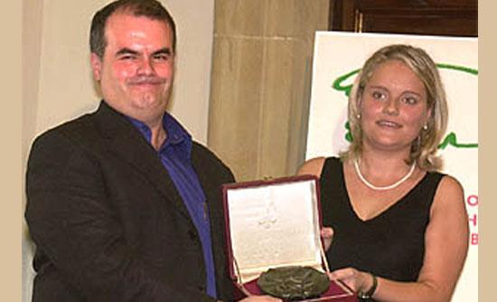 Imagen del V Premio a la Convivencia Miguel Ángel Blanco