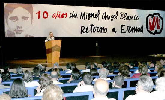 Imagen 2 del X Premio a la Convivencia Miguel Ángel Blanco